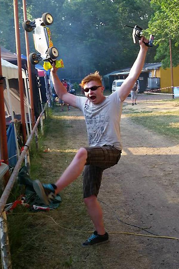 Martin Wünsche gewinnt den OLC 2015